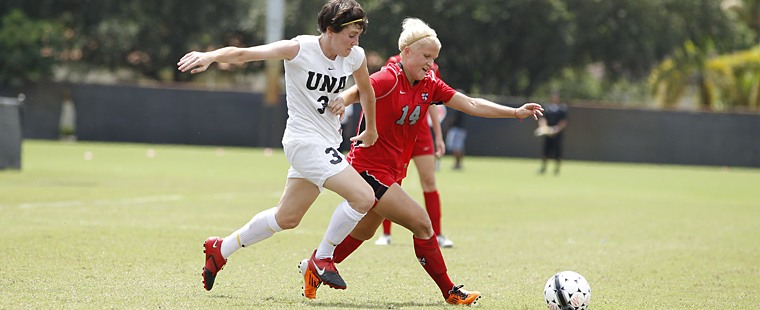 Women's Soccer Falls To Lions