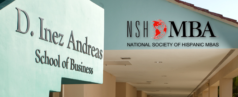 National Society of Hispanic MBAs and the Andreas School of Business partner up
