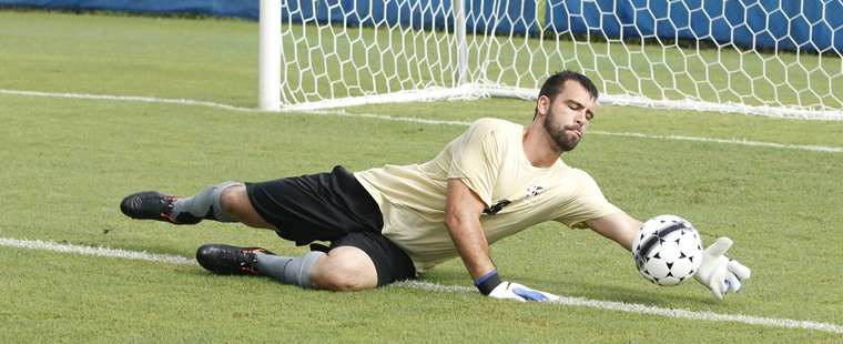 Men's Soccer Posts First Clean Sheet In Win Over Wildcats
