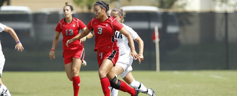 Women's Soccer Blanks Bobcats At Spartan Invitational