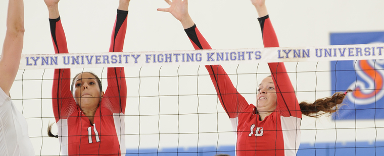 Volleyball Drops SSC Opener To Florida Southern