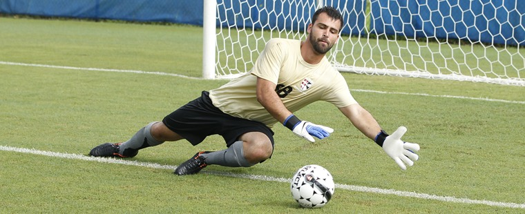 Men's Soccer Plays To Scoreless Draw With Tritons