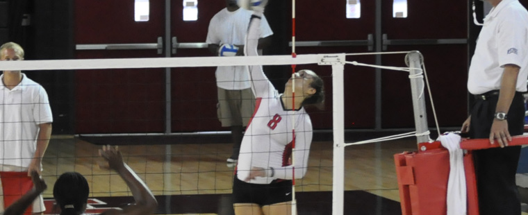 Volleyball Grabs A Pair Of Wins In West Palm Beach