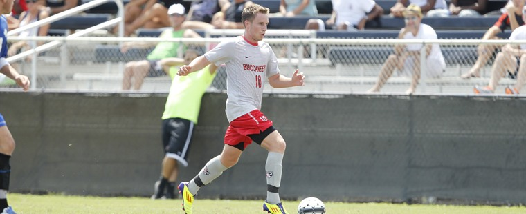 Anderson's Goal Lifts Men's Soccer Over Sailfish