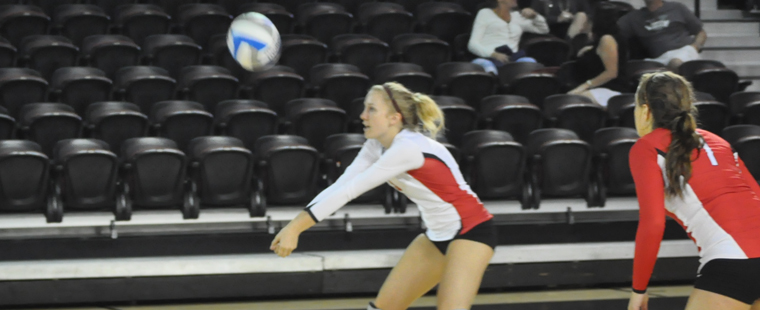 Volleyball Drops A Pair Of Regional Matches
