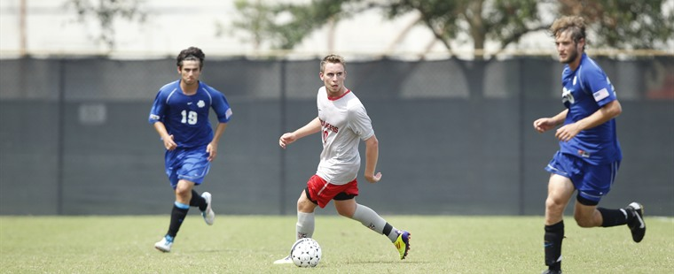 Men's Soccer Takes Key Matchup In Lakeland