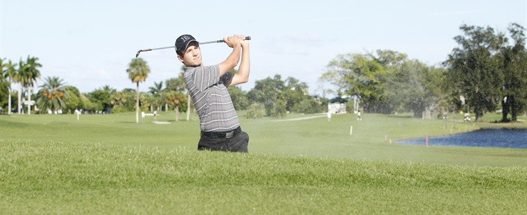 Men's Golf Finishes Fifth At Otter Invitational