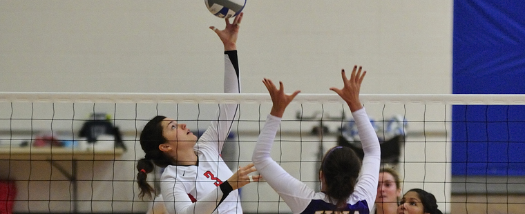 Volleyball Dominates Panthers At Home