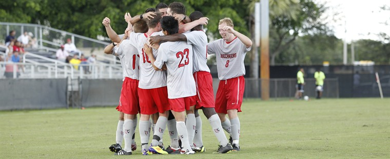 Men's Soccer Hosts First Round SSC Matchup Against Saint Leo