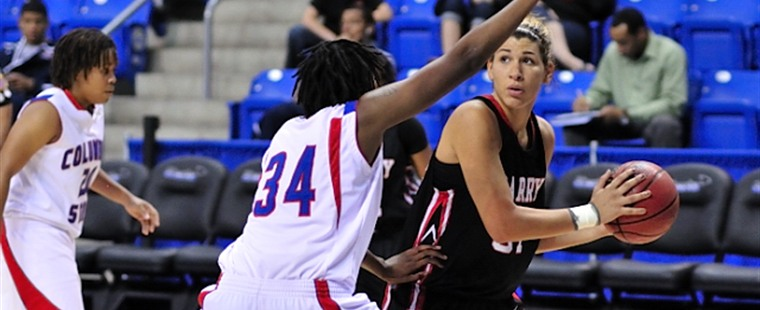 Women's Basketball Falls To Cougars In Tip-Off Classic