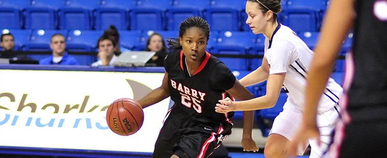 Women's Hoops Falls to No. 7 Rollins