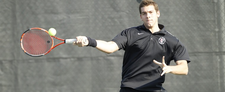 Buccaneers Men's Tennis Storm Past Florida Southern