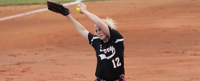 Softball Wins First, Drops Nightcap On Opening Day