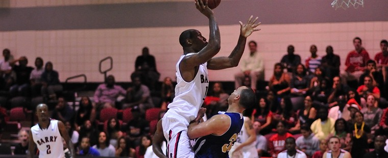 Tampa Slips by Men's Basketball