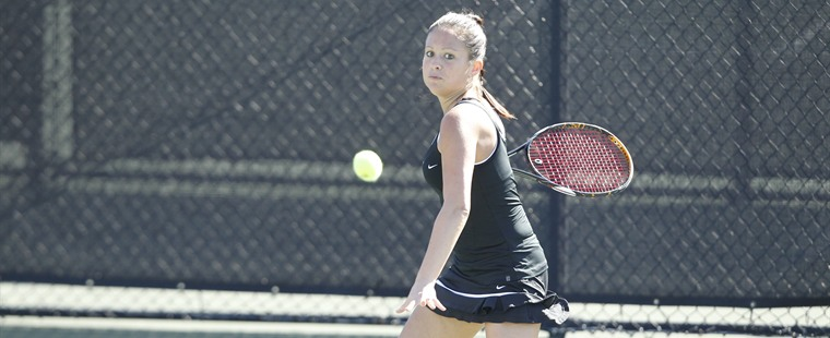 Women's Tennis Sweeps ERAU