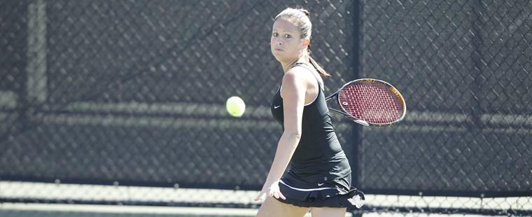 Women's Tennis Sweeps ERAU