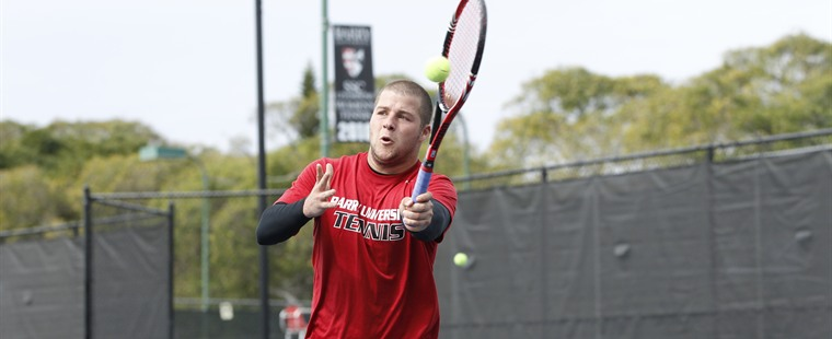 Bucs Men's Tennis Stop Embry-Riddle