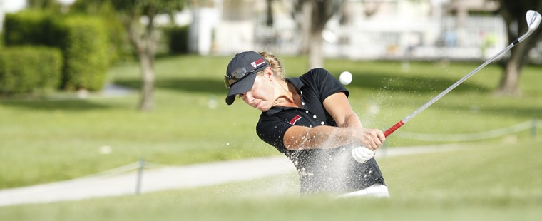 Barry Places 3rd at Women's Golf Season-Opening Event