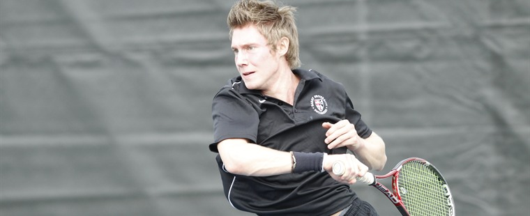 Men's Tennis Falls at North Florida