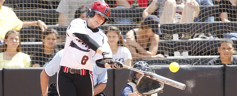 Softball Splits Two Soggy Games At Eckerd Invite