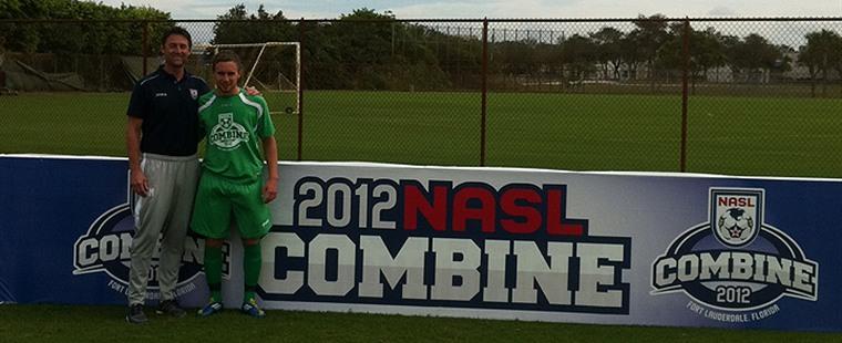 Anderson Shines At NASL Combine
