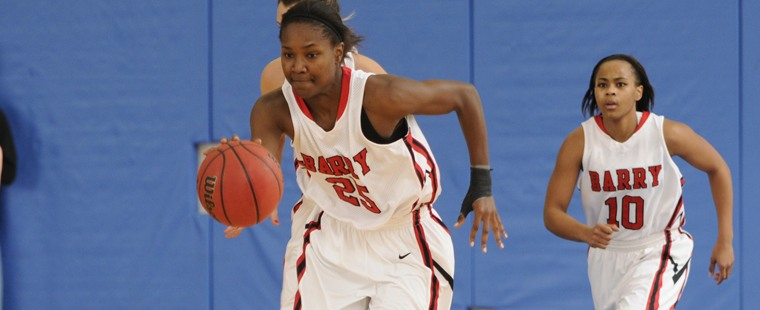 Women's Hoops Tripped up by Panthers