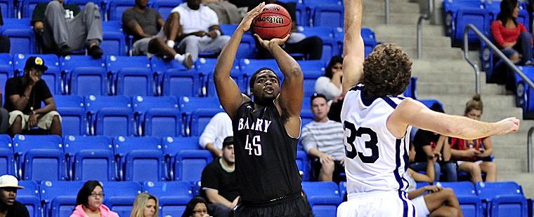 Men's Basketball Falls at Florida Tech