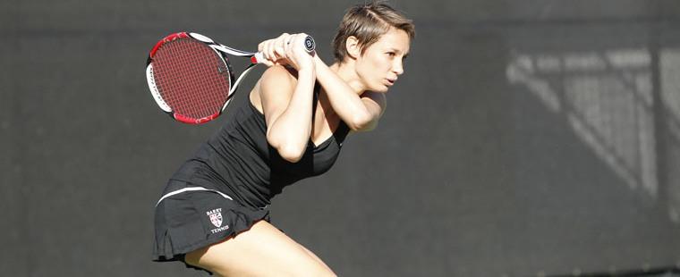 Women's Tennis Bumps Mocs