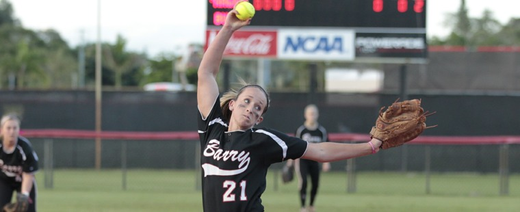 Softball Posts Two More Shutouts At Charger Chillout