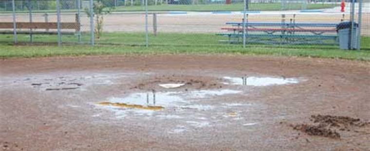 Softball's Final Day Cancelled At Charger Chillout