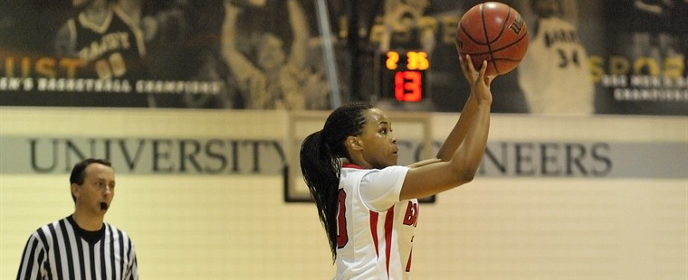 Women's Basketball Knocks Off Top-Ranked Tars