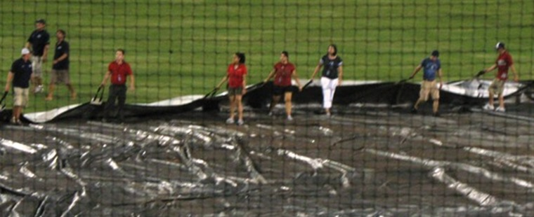 Baseball Rained Out On Friday