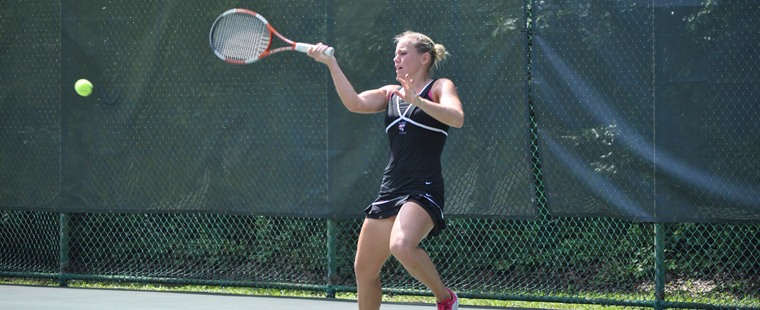 Barry Women's Tennis Puts Voo-doo on VSU