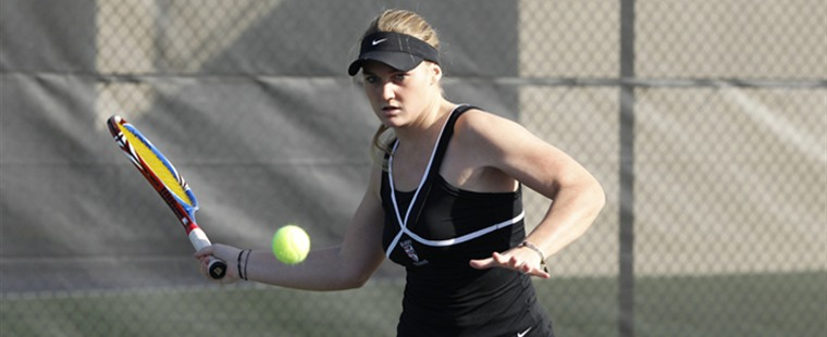 Women's Tennis Dominates Panthers