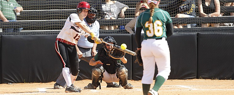 Smith's 3rd Straight Shutout Propels Softball to Series Win