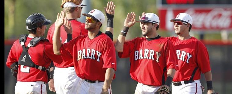 Baseball Splits Doubleheader At Saint Leo