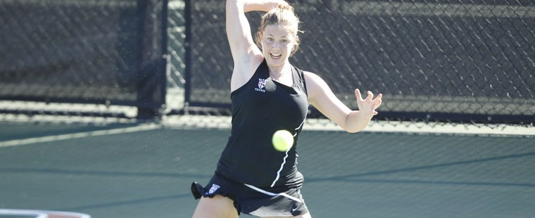 Barry Women's Tennis Ousts Oklahoma Christian