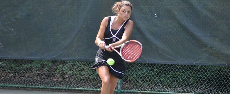No. 2 Barry Women's Tennis Sweeps No. 8 West Florida