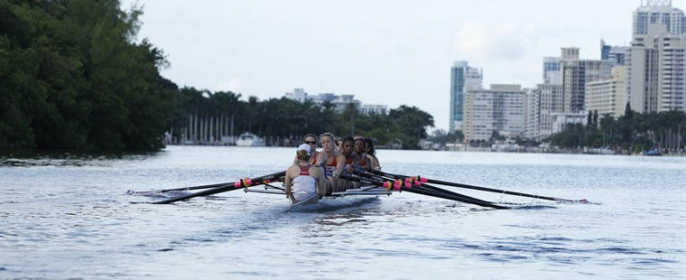 Rowing Sets Sail vs. Nova Saturday