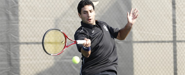 Men's Tennis Flies by Flagler
