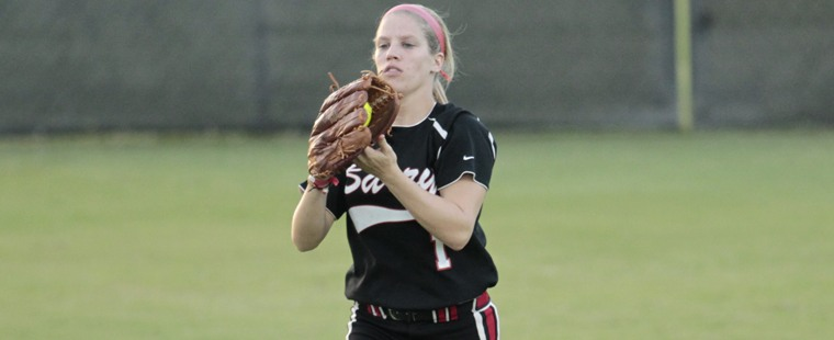 Softball Drops Opener to Tampa