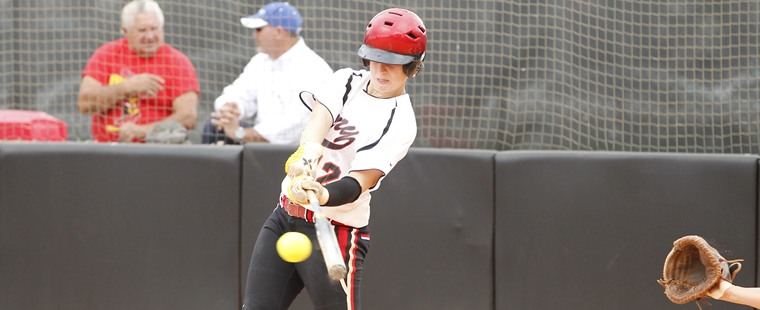 Softball Earns Split On Saturday
