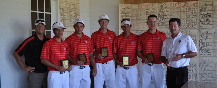Barry Wins 5th Consecutive Buccaneer Invitational