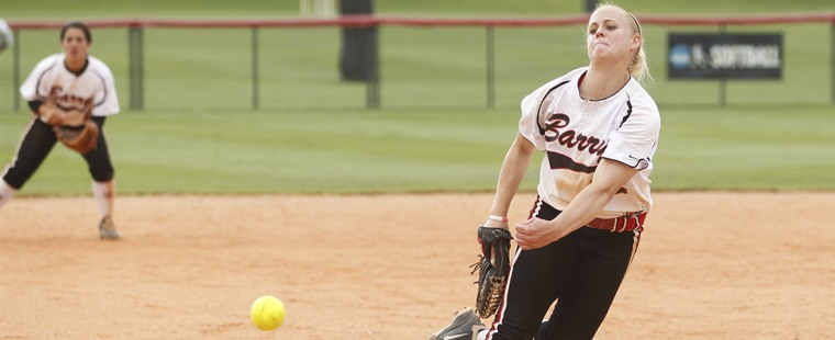 Softball Sweeps Twinbill From Bobcats