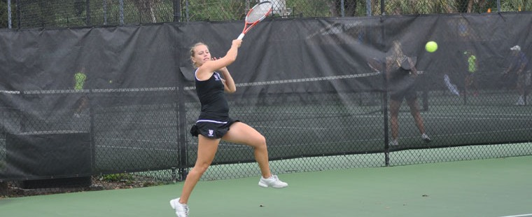 Barry Women's Tennis Secures Quarterfinals Win
