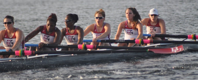 Rowing 2nd at SIRA Petite Final