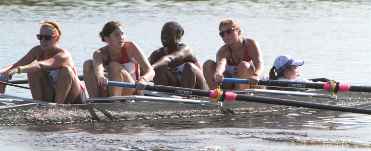 Rowing Vies for SSC Title Saturday