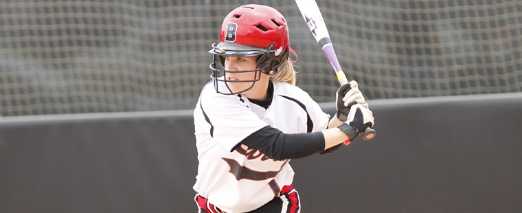 Softball Blanks Tritons To Open Conference Set