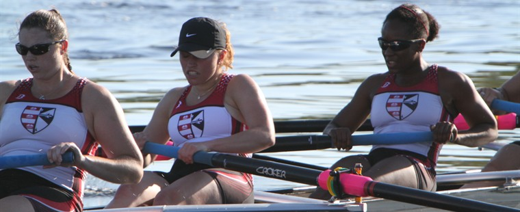 Barry Rowing 2nd at SSC Championships
