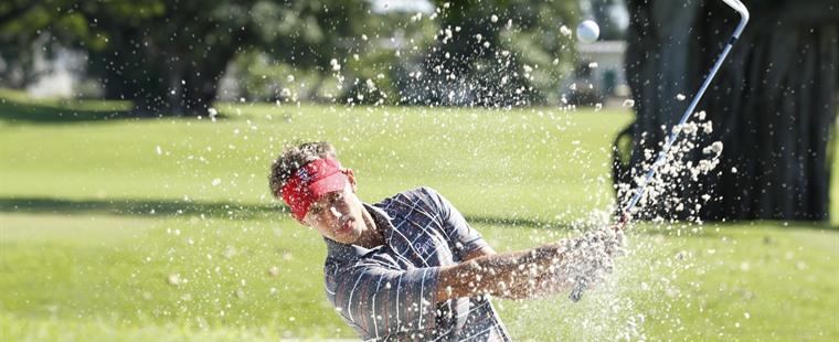 Men's Golf Advance to NCAA Championships ... Again